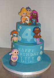 Bubble Guppies Cake Decorations by Cake Decorating Canadiancakefactory