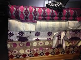tissu canapé marocain tissus salon marocain design salons marocains tissu