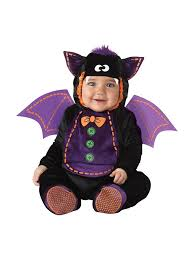 Halloween Town 3 Characters by Amazon Com Incharacter Baby Bat Costume Clothing