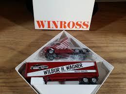 Winross Truck And Cargo Trailer Wilbur H Wagner Auto Sales 1 64 | EBay Lot Of 5 Winross Model Trucks With Original Packaging Diecast Wner Semi Truck Trailer Toy 6 Door Truck For Sale News Of New Car Release And Reviews Vintage Tractor Double Trailer Roadway Semi In Box Lloyd Ralston Toys Trucks Sales Toy Ford Historical 9 Tractor Galaxie 4 Winross 1999 Railway Express Agency White N9000 Stake Leaseway Transportation 995 Pclick Amazoncom Abf Freight 900 Vintage Buy 1985 Gfs Gordon Food Service Ford Cl9000 W 28 Ft