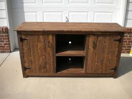 Rustic Farmhouse Style Media Center By BordersBuilt On Etsy 40000