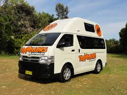 Campervan Rental Hire In New Zealand