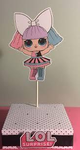 LOL Surprise Dolls Sucker Or Cakepop Display Qty1