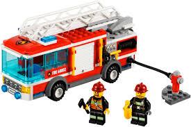 100 Lego Fire Truck Games Buy LEGO City 60002