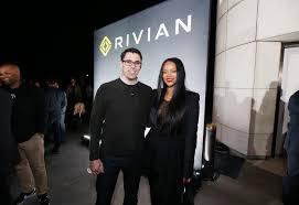 100 Pickup Truck Lyrics Rihanna Attends Debut Of Rivian Electric Time