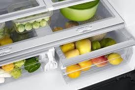 Samsung Counter Depth Refrigerator by Rf23j9011sg Samsung 22 5 Cu Ft Counter Depth French Door
