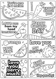 Click To See Printable Version Of Cute Lunch Box Notes Paper Craft