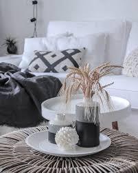 lieblingsidee sommerliche dekoration im wohnzimmer mit