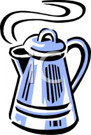 Coffee Percolator Clipart 1