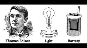 did edison really invent the light bulb