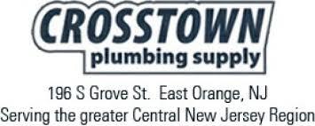 Crosstown Plumbing Supply 196 S Grove St East Orange NJ