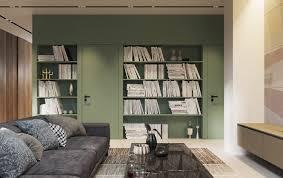pastellgrün als wandfarbe und akzent in der wohnungseinrichtung