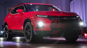 100 What Size Tires Can I Put On My Truck 2019 Chevrolet Blazer Not The Blazer Were Looking For The Drive