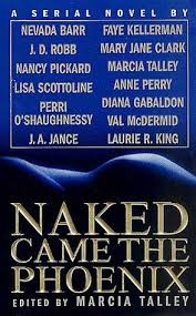 Naked Came The Phoenix By Marcia Talley