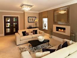 Brown Leather Sofa Living Room Ideas by Lovely Living Room Colors For Brown Furniture Graceful With Dark
