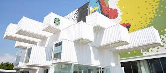 104 Shipping Container Design Starbucks To Be The First Store In Asia Pacific Arch2o Com