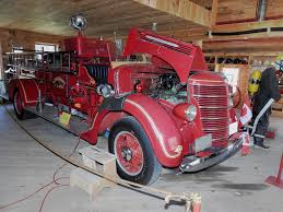 100 1938 International Truck A D40 Bickle Fire Truck At The Cumberla