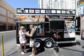 100 Cousins Maine Lobster Truck Menu To Open Inside 2 Las Vegas Smiths Stores