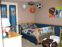 Kids Sports Room Ideas Basketball Theme Boys Designs Decorating Baby