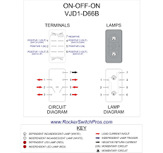 Dazor Lamp Wiring Diagram by Captivating Carling Rocker Switch Wiring Diagram Gallery Wiring On