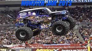 100 Monster Truck Show Columbus Ohio Advance Auto Parts Jam 01252014 200PM Bilo Center