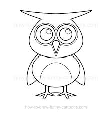 236x250 Simple Owl Drawing 500x508 To Draw An