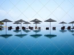 100 Infinity Swimming Swimming Pool In Front Of Ocean Photos By Canva