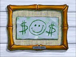Spongebob That Sinking Feeling Youtube by Wet Painters Encyclopedia Spongebobia Fandom Powered By Wikia