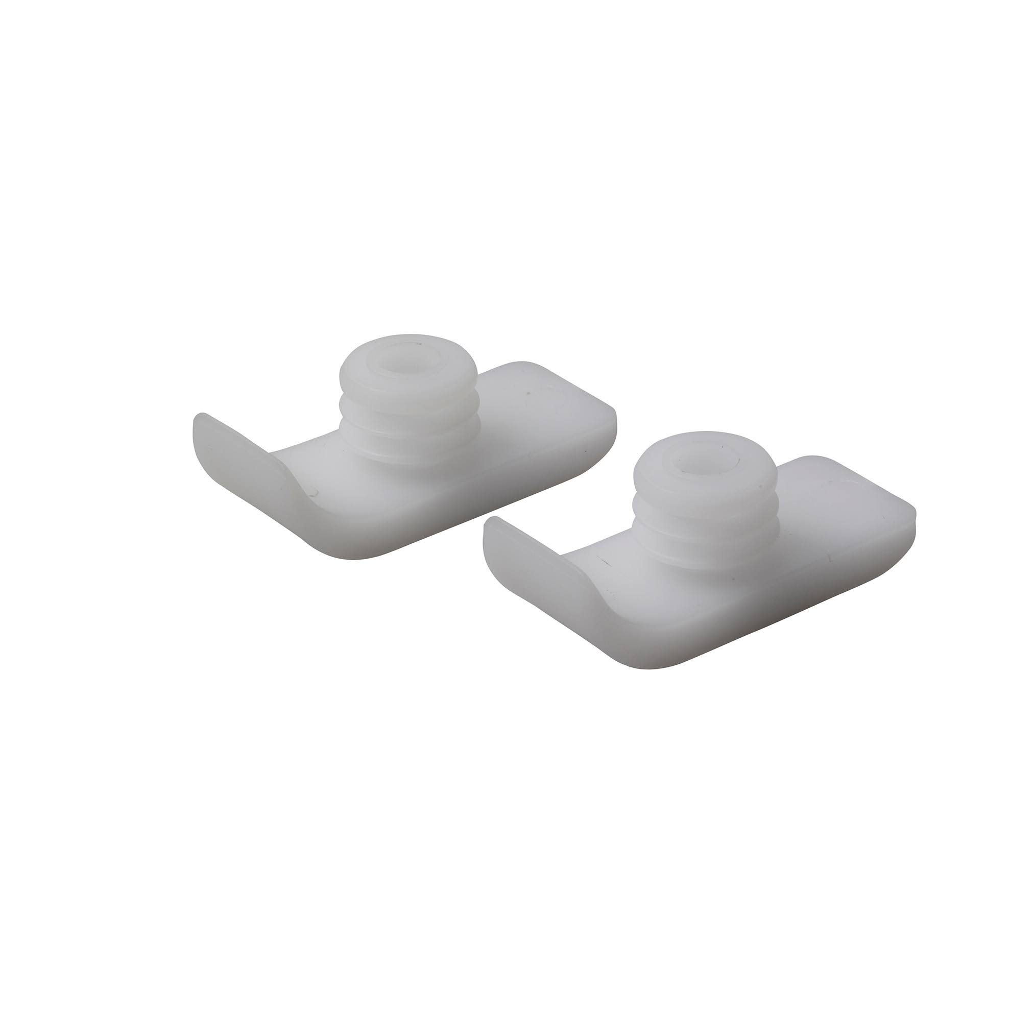 Drive Medical Walker Ski Glides - White