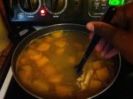 Jamaican Pumpkin Soup Vegan by How To Make Jamaican Chicken Soup