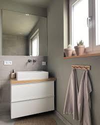 badezimmer kleinesbad waschbecken spiegel wasch