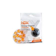 Garbage Disposal Backing Up Into Single Sink by Hdx Disposal Balls For Sink And Garbage Disposal 80612