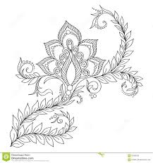 Pattern For Coloring Book Pages Kids And Adults