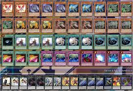 Slifer The Sky Dragon Deck Profile by Artifact Deck Recipe Ydk And Gameplay