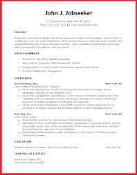 Latest Resume Format Doc General Of New Here Are