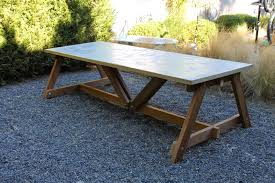 the shingled house how to build a picnic table part two