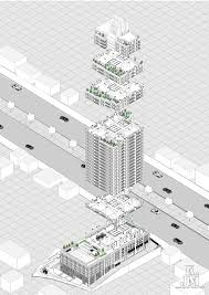 100 A Architecture Isometric Image Of Architectural Design Project Type Luxury
