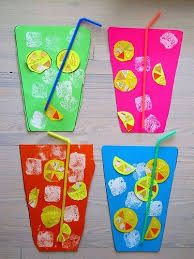Preschool Art Projects For Summer