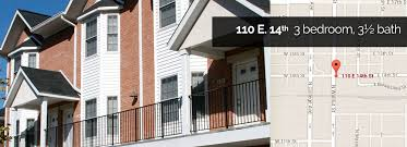 3 Bedroom Townhouses For Rent by Elkins Apartments Rent Houses Apartments Bloomington In