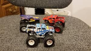 100 Spiderman Monster Truck 3 Hot Wheels Jam SPIDERMAN WAR WIZARD XMEN 164