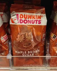 Dunkin Donuts Maple Brown Sugar Ground Coffee