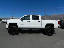 2018 Used Chevrolet Silverado 1500 LTZ Z71 RED LINE At Watts ...