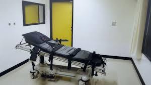 la chaise electrique etats unis le nebraska prêt à abolir la peine de mort l express