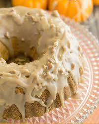 Best Pumpkin Cake Ever by Pumpkin Pecan Bundt Cake With Spice Caramel Frosting
