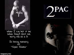 Tupac Shed So Many Tears by 2pac Letras