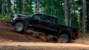 100 Off Roading Trucks GMC Sierra AT4 Road Performance Package Beefs Up For The Dirt