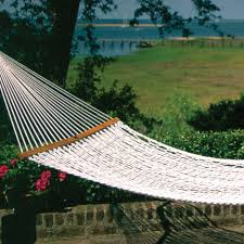 Pawleys Island Single Original Polyester Rope Hammock