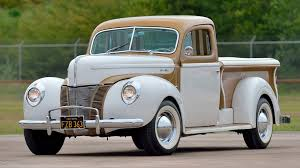 100 History Of Trucks 1937 FoMoCo Freighter Is A Slice Of Hot Rod Ford