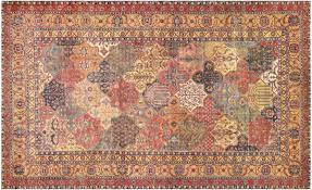 Antique 17th Century Persian Khorassan Carpet From William A Clark Nazmiyal Collection