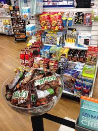 bed bath and beyond sells milky way candy bars at checkout we